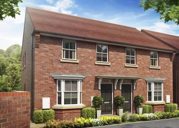 """Thumbnail 3 bedroom end terrace house for sale in """"Strathmore"""" at Southfleet Road, Swanscombe"""