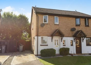 Thumbnail 2 bed semi-detached house to rent in Heather Close, Carterton