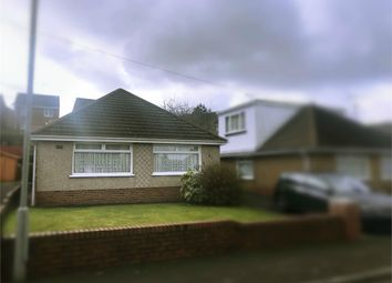 Thumbnail 2 bed detached bungalow for sale in Eileen Road, Llansamlet, Swansea, West Glamorgan