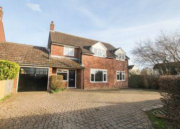 Thumbnail 4 bed link-detached house for sale in Cole End Lane, Sewards End, Saffron Walden