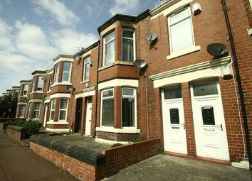 Thumbnail 3 bedroom flat for sale in Simonside Terrace, Heaton
