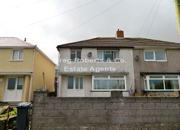 Thumbnail 3 bed property for sale in Walter Conway Avenue, Cefn Golau, Tredegar