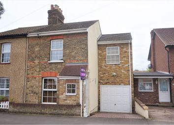 Thumbnail 3 bedroom semi-detached house for sale in Cadmore Lane, Cheshunt