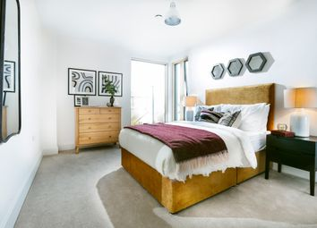 Thumbnail 2 bed flat for sale in High Street, Colliers Wood