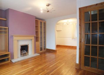 Thumbnail 1 bed end terrace house to rent in Pisgah Hill, Pentre Broughton, Wrexham