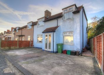 Thumbnail 5 bedroom end terrace house for sale in Northumberland Way, Erith