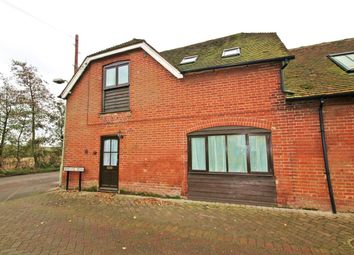 Thumbnail 2 bed end terrace house to rent in Hollow Lane, Canterbury