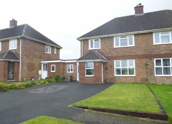 Thumbnail 3 bed semi-detached house to rent in Cleave Crescent, Morwenstow, Bude, Cornwall