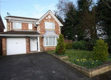 Thumbnail 4 bed detached house for sale in The Spinney, High Wycombe