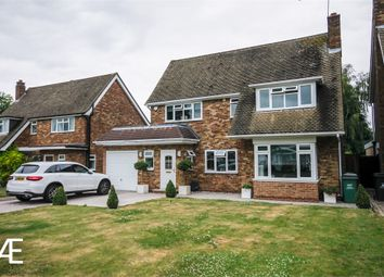 Thumbnail 4 bed detached house to rent in Weald Close, Bromley, Kent