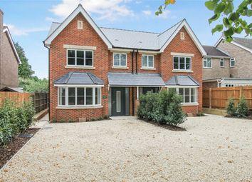 Thumbnail 4 bed semi-detached house for sale in Leckhampton Road, Leckhampton, Cheltenham