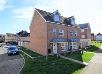Thumbnail 4 bedroom semi-detached house for sale in Locking Drive Kingsway, Quedgeley, Gloucester