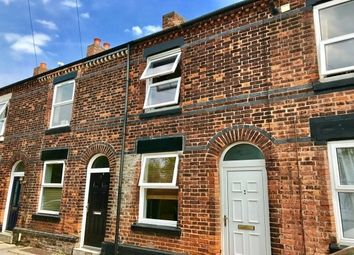 Thumbnail 2 bed terraced house to rent in Bridge Terrace, Tarvin Road, Great Boughton, Chester