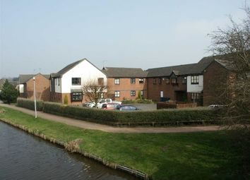 Thumbnail 2 bed flat to rent in Watersmeet Court, Simeon Way, Stone