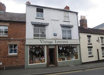 Thumbnail Retail premises for sale in Ground Floor, 56 Coton Hill, Shrewsbury, Shropshire