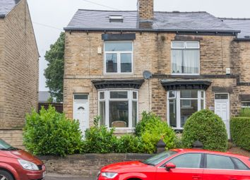 Thumbnail 3 bed end terrace house for sale in Lydgate Lane, Sheffield