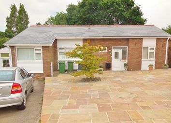 Thumbnail 3 bedroom bungalow for sale in Sunningdale Close, Cyncoed, Cardiff
