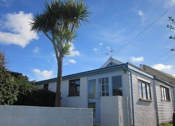 Thumbnail 2 bed detached bungalow for sale in Gwithian Towans, Gwithian, Hayle