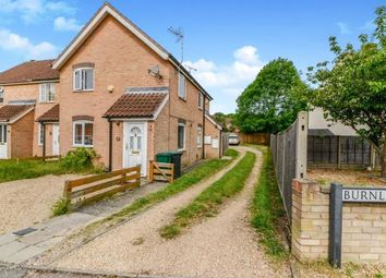 Thumbnail 1 bed end terrace house for sale in Burnley Close, Watford, Hertfordshire, .