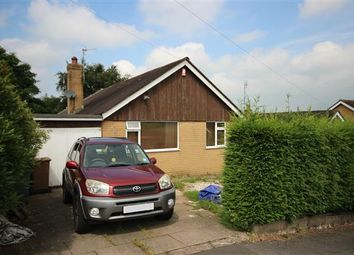 Thumbnail 4 bed bungalow for sale in Chatsworth Drive, Norton Green, Stoke-On-Trent