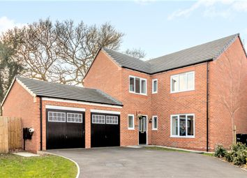 Thumbnail 4 bed detached house for sale in Oak Drive, Penyffordd, Chester