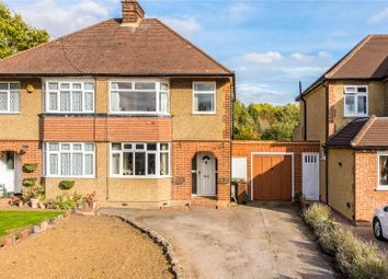Thumbnail 3 bed semi-detached house for sale in Bullens Green Lane, Colney Heath, St. Albans, Hertfordshire