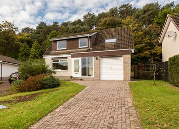 Thumbnail 4 bed detached house for sale in Mortimer Court, Dalgety Bay, Fife