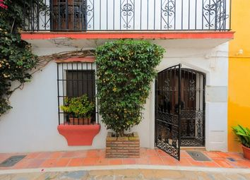 Thumbnail 4 bed town house for sale in Spain, Málaga, Marbella