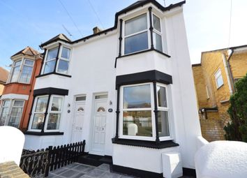 Thumbnail 3 bedroom semi-detached house to rent in Church Road, Swanscombe