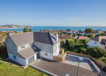 Thumbnail 4 bedroom detached house for sale in Barnfield Road, Torquay