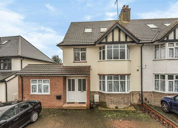 Thumbnail 3 bed flat for sale in Whitchurch Lane, Canons Park, Edgware