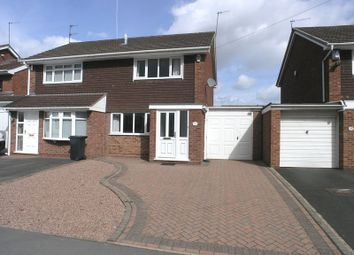 Thumbnail 2 bed semi-detached house for sale in Stourbridge, Wordsley, Marine Crescent