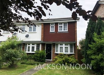 Thumbnail 2 bed end terrace house to rent in Ruxley Lane, West Ewell, Epsom
