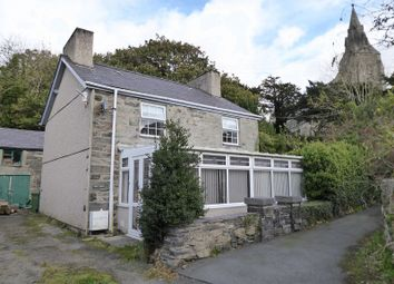 Thumbnail 4 bed detached house for sale in Ogwen Terrace, High Street, Bethesda, Bangor