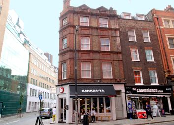 Thumbnail Studio to rent in 64 St Giles High Street, Holborn, London