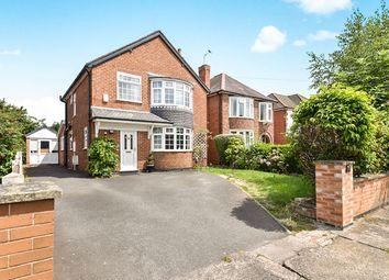 Thumbnail 3 bed detached house for sale in Havenbaulk Lane, Littleover, Derby