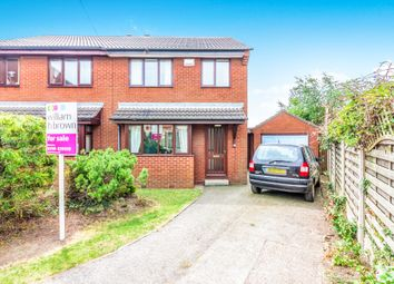 Thumbnail 3 bed semi-detached house for sale in West Hill, Kimberworth, Rotherham