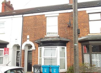 Thumbnail 4 bedroom end terrace house for sale in Worthing Street, Kingston Upon Hull