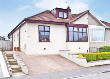 Thumbnail 4 bed bungalow for sale in Kingsknowe Drive, Rutherglen, Glasgow