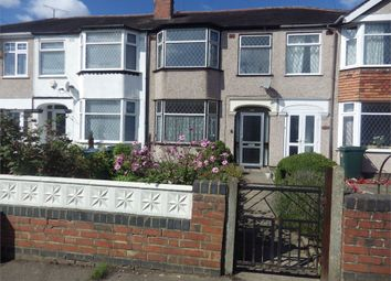 Thumbnail 3 bedroom terraced house for sale in Middlemarch Road, Radford, Coventry, West Midlands