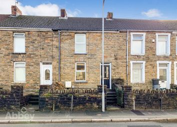 Thumbnail 2 bed terraced house for sale in Henfaes Road, Tonna, Neath