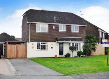 Thumbnail 3 bed detached house for sale in Westlands, Rustington, Littlehampton