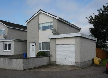 Thumbnail 3 bed detached house to rent in Elmfield Road, Elgin
