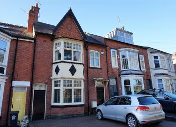 Thumbnail 4 bed terraced house for sale in Hinckley Road, Leicester