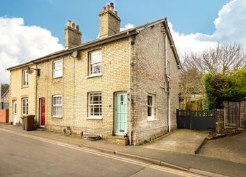 Thumbnail 2 bedroom end terrace house for sale in Mill Road, Royston