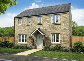 "Thumbnail 3 bed detached house for sale in ""The Clayton"" at Townsend Road, Witney"
