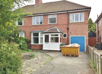 Thumbnail 4 bedroom semi-detached house to rent in Fellbrook Avenue, Acomb, York