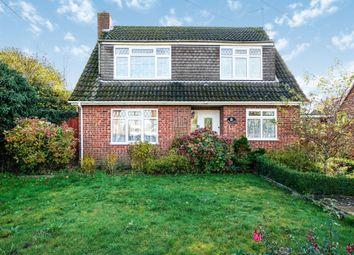 Thumbnail 3 bed detached house for sale in Massingham Road, Weasenham, King's Lynn