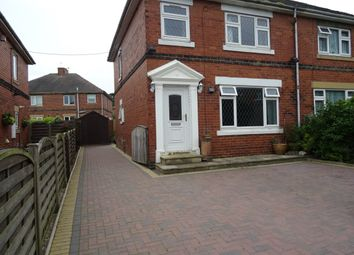 Thumbnail 3 bed semi-detached house for sale in Ledger Lane, Outwood, Wakefield