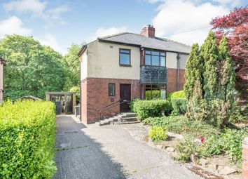Thumbnail 3 bed semi-detached house for sale in Hazel Grove, Fixby, Huddersfield